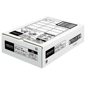 【キャッシュレス5%還元】KOKUYO コクヨ モノクロレーザープリンタ用 紙ラベル LBP-A94N