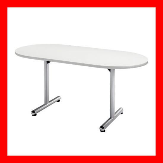 《 ジョインテックス 》 テーブル KS-U1575 W ホワイト