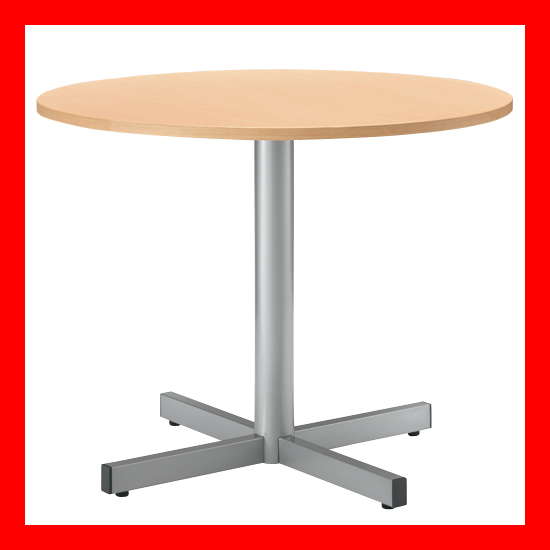 【 ジョインテックス 】 テーブル RT-900 ナチュラル