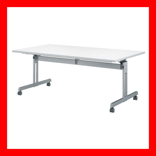 【 ジョインテックス 】 センターフラップテーブル SFT-N1890NG
