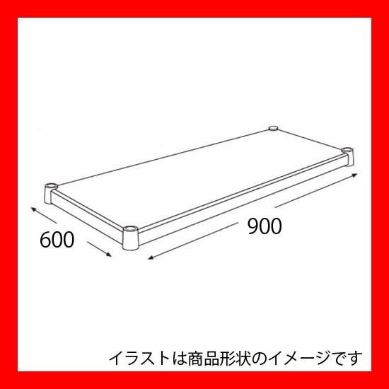 【 エレクター 】 ウッドシェルフ H2436WM1