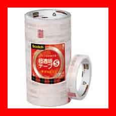 スリーエムジャパン 超透明テープS BK-18N 工業用包装 200巻