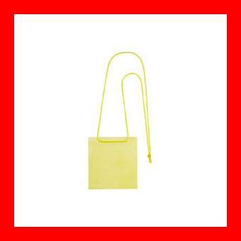 【ジョインテックス】 カラーイベント名札 500枚 黄B362J-Y-500