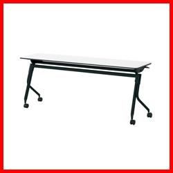 【プラス】 会議テーブル リネロ2 LD-615 WS/BK