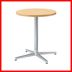 【NK】 テーブル SC-X0606R-NB ナチュラルビーチ