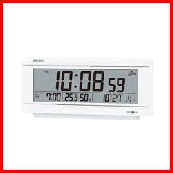 【セイコークロック】 セイコー衛星電波デジタル時計 GP501W