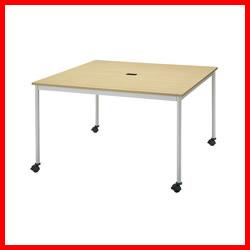 【FRENZ】 テーブル RM-1200C Nナチュラル