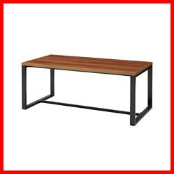 【アール・エフ・ヤマカワ】 ローテーブル GZSLT-1155DB ウォールナット