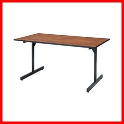 【ジョインテックス】 会議テーブル PJT-1580BK