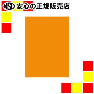 【キャッシュレス5%還元】北越製紙 オフィス用紙カラーR100 B4オレン500枚*5冊