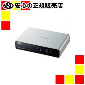 【キャッシュレス5%還元】サンワサプライ パソコン切替器 SW-KVM2LUN
