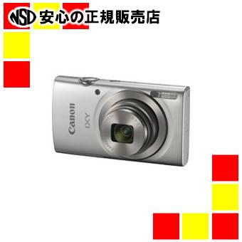 【キャッシュレス5%還元】《キヤノン》 デジタルカメラ IXY180 シルバー