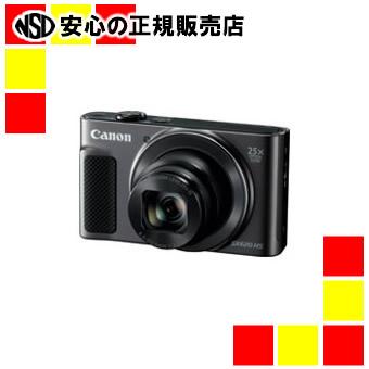 【キャッシュレス5%還元】《キヤノン》 デジタルカメラ PSSX620HS ブラック