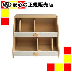 《白井産業》 ☆おもちゃラック LAK-7080R