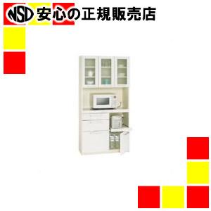 【キャッシュレス5%還元】《パモウナ》 家電収納 YC-S900R