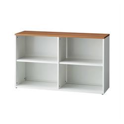 【キャッシュレス5%還元】《プラス》 b-Foret 木製棚 BF2-A72E T2