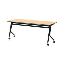 《プラス》 会議テーブル リネロ2 LD-620 WM/BK