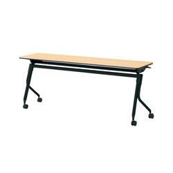 《プラス》 会議テーブル リネロ2 LD-615 WM/BK