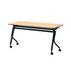 《プラス》 会議テーブル リネロ2 LD-520 WM/BK