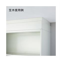 【キャッシュレス5%還元】《プラス》 Je保管庫 笠木 JE-H2 W4 D450