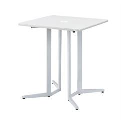 《NK》 ハイテーブル KHH-0909-WH ホワイト