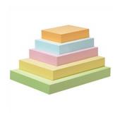 【キャッシュレス5%還元】北越製紙 オフィス用紙カラー B4 イエロー 500枚*5冊
