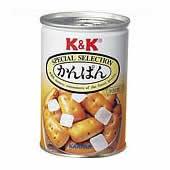 【キャッシュレス5%還元】国分 乾パン 4号缶 24個