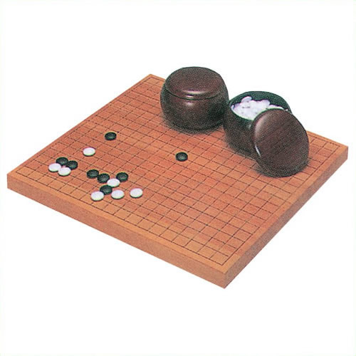 《DLM》 囲碁セット10号(卓上用) 260064 260064