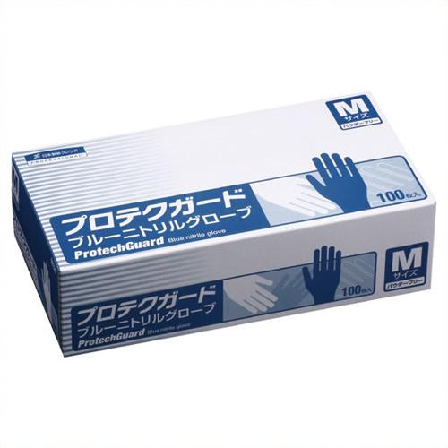 《日本製紙クレシア》 プロテクトガードブルーニトリルM 100