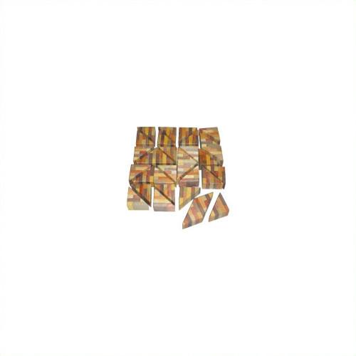 《DLM》 寄せ木三角パズル CA010 CA010