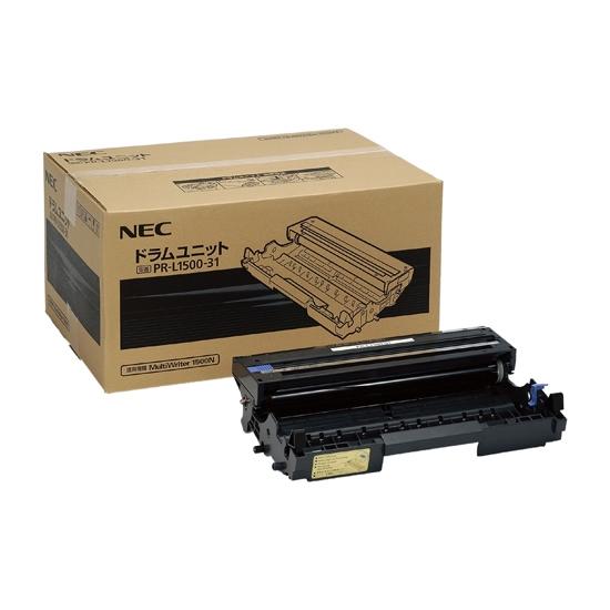 【キャッシュレス5%還元】《NEC》 ドラムカートリッジPR-L1500-31 PR-L1500-31