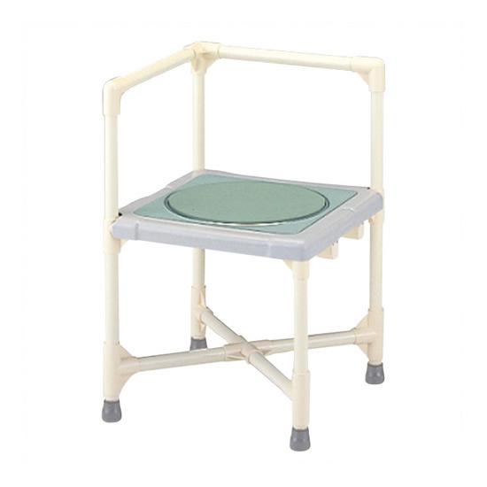 【キャッシュレス5%還元】《矢崎化工》 L型シャワーイス ターンテーブルタイプ CAT-0101