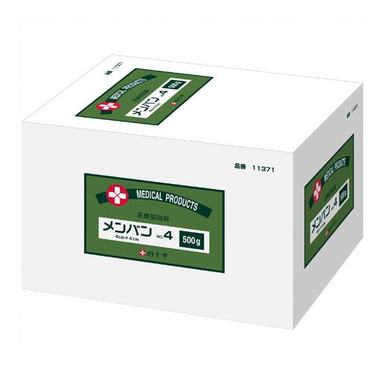 《白十字》 メンバン NO4 500g