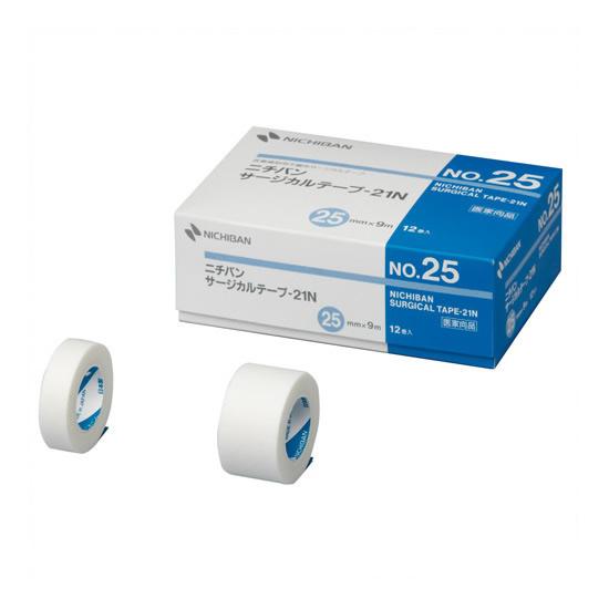《ニチバン》 サージカルテープ 肌 25mm