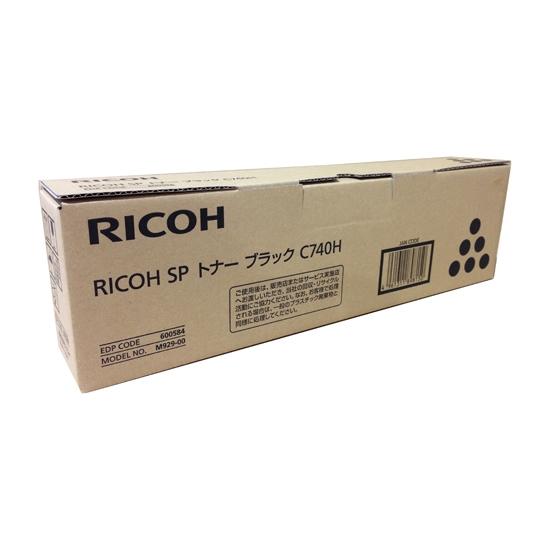 《リコー》 SPトナーC740Hブラック600584 600584