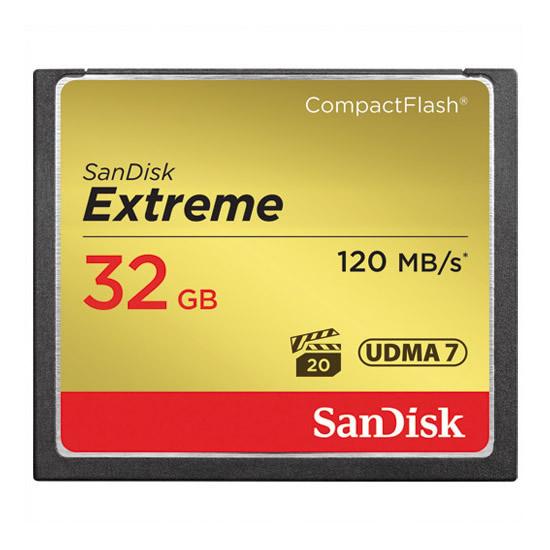 【キャッシュレス5%還元】《サンディスク》 コンパクトフラッシュ32GBSDCFXSB-032G-J61