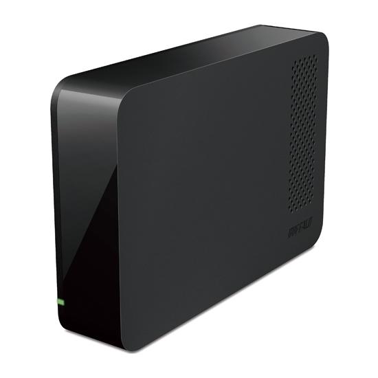 《BUFFALO》 USB3.0対応HDD2TB ブラック HD-LC2.0U3-BKF