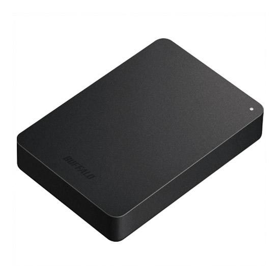 《BUFFALO》 耐衝撃ポータブルHDD 2TB HD-PNF2.0U3-GBE