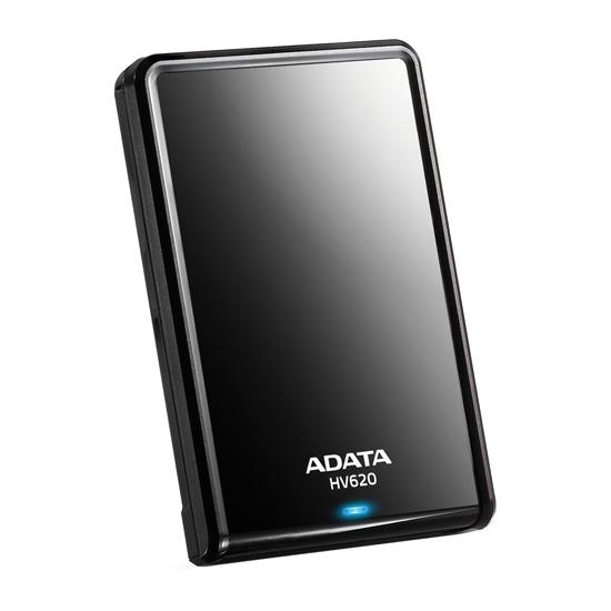 《ADATA》 ポータブルHDD 2.0TB AHV620-2TU3-CBK