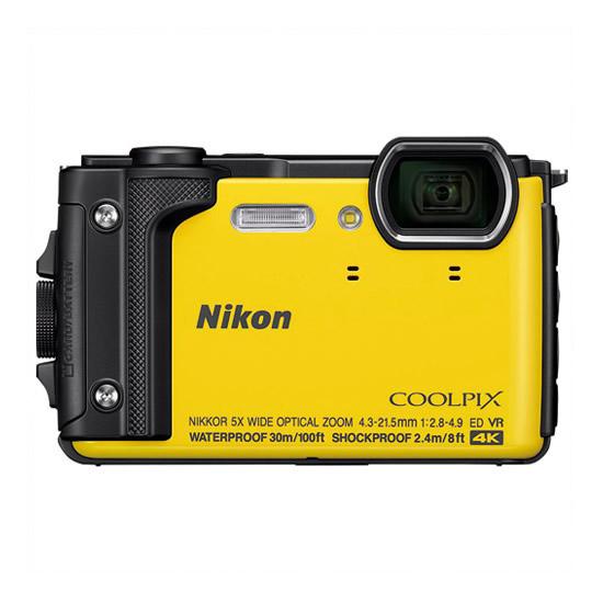 《ニコン》 デジタルカメラ COOLPIX W300Y イエロー
