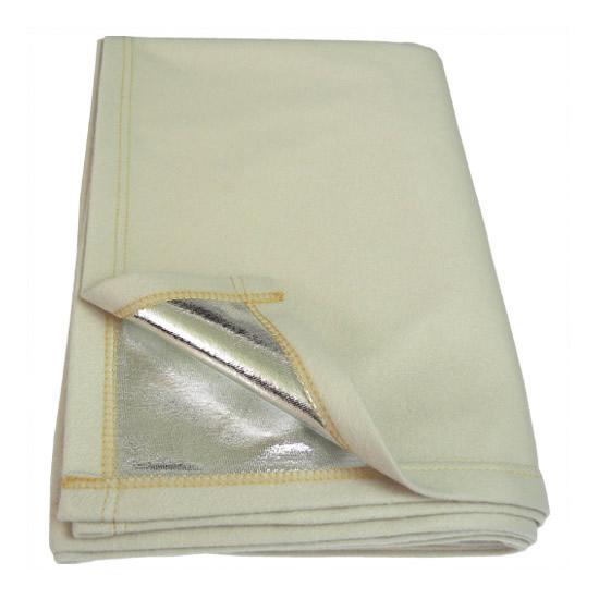 《サンズ》 アルミ転写毛布 10枚セット SO-BI-005