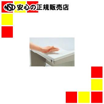 【キャッシュレス5%還元】プラス 再生クリーンデスクマットDM-006S透明