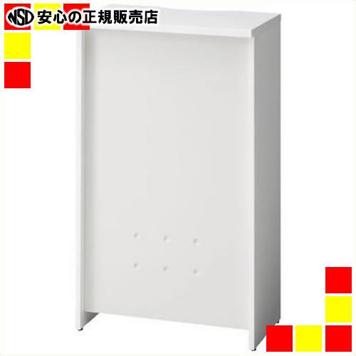《 プラス 》 カウンター BF-06HI W4/W4 ホワイト