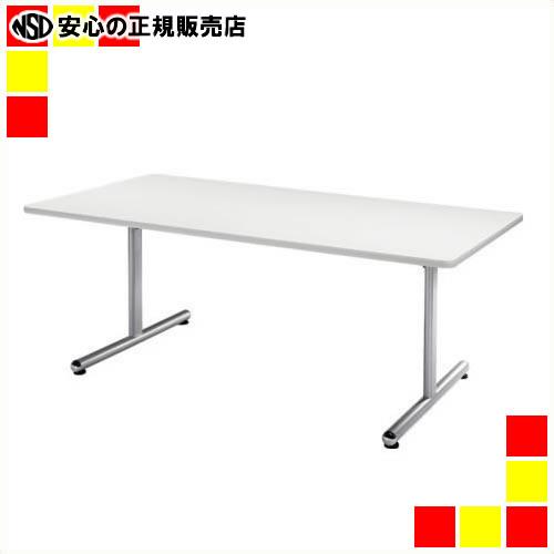 【キャッシュレス5%還元】《 ジョインテックス 》 テーブル KS-1890 W ホワイト