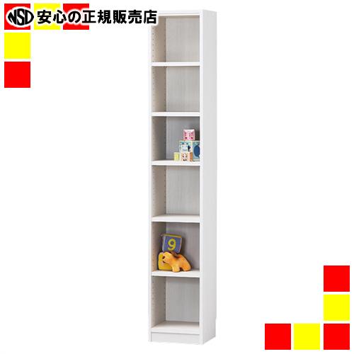《 白井産業 》 ★木製棚タナリオ TNL-1831 ホワイト