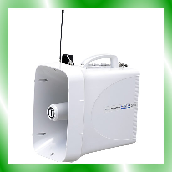 《ユニペックス》 防滴スーパーワイヤレスメガホンTWB-300 TWB-300