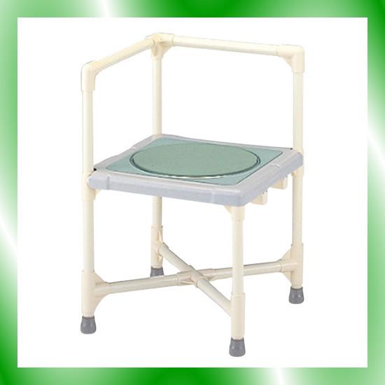 《矢崎化工》 L型シャワーイス ターンテーブルタイプ CAT-0101