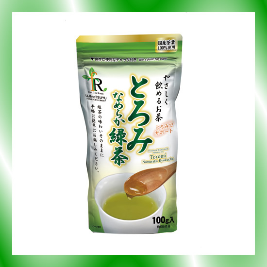 《土倉》 とろみなめらか茶 緑茶 20個