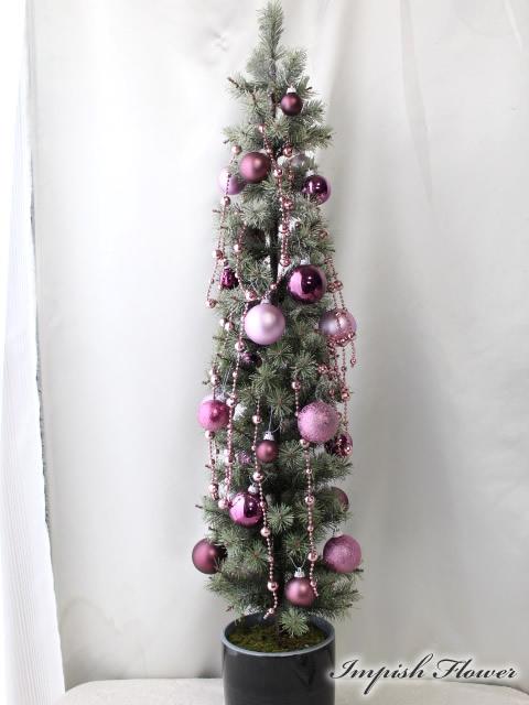 クリスマスツリー オーナメント付き B-279 インテリア 人気 豪華【smtb-s】