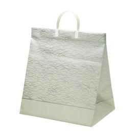 紙袋のみの販売はしておりません パールバッグ 草柄 大 スーパーセール 大幅にプライスダウン 当店でギフト商品をお買い上げのお客様のみ販売